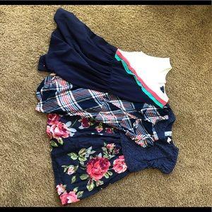 3 darling girls summer dresses